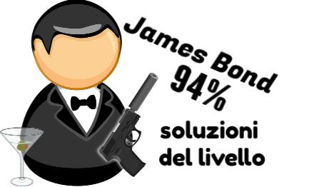 James Bond 94 Cos è Gioco E Soluzioni In Italiano Mwinda
