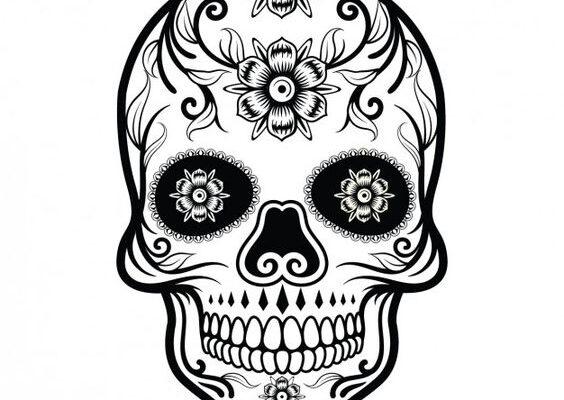 Teschio messicano
