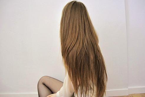 Crescita naturale dei capelli