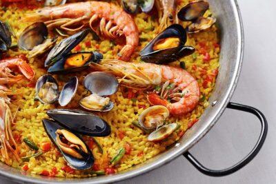 Paella di pesce: ecco come prepararla e quali ingredienti usare